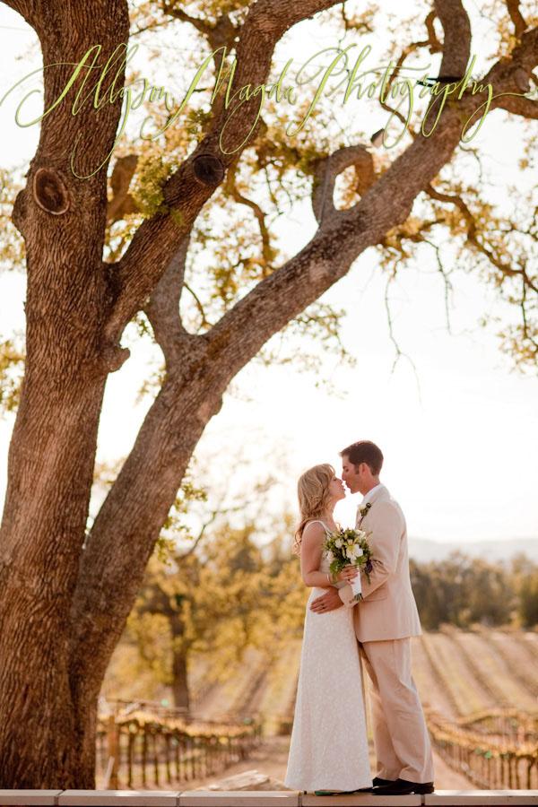 Buffy + Chris   Paso Robles Wedding