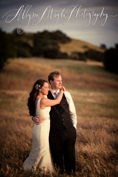 Julia and Daniel … Santa Ynez wedding