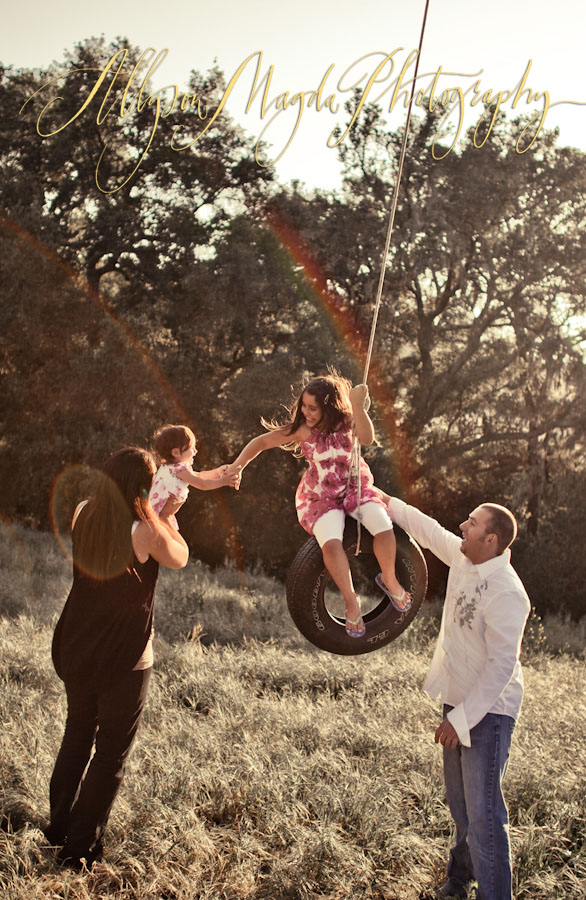 Miramon family…paso robles family portraits