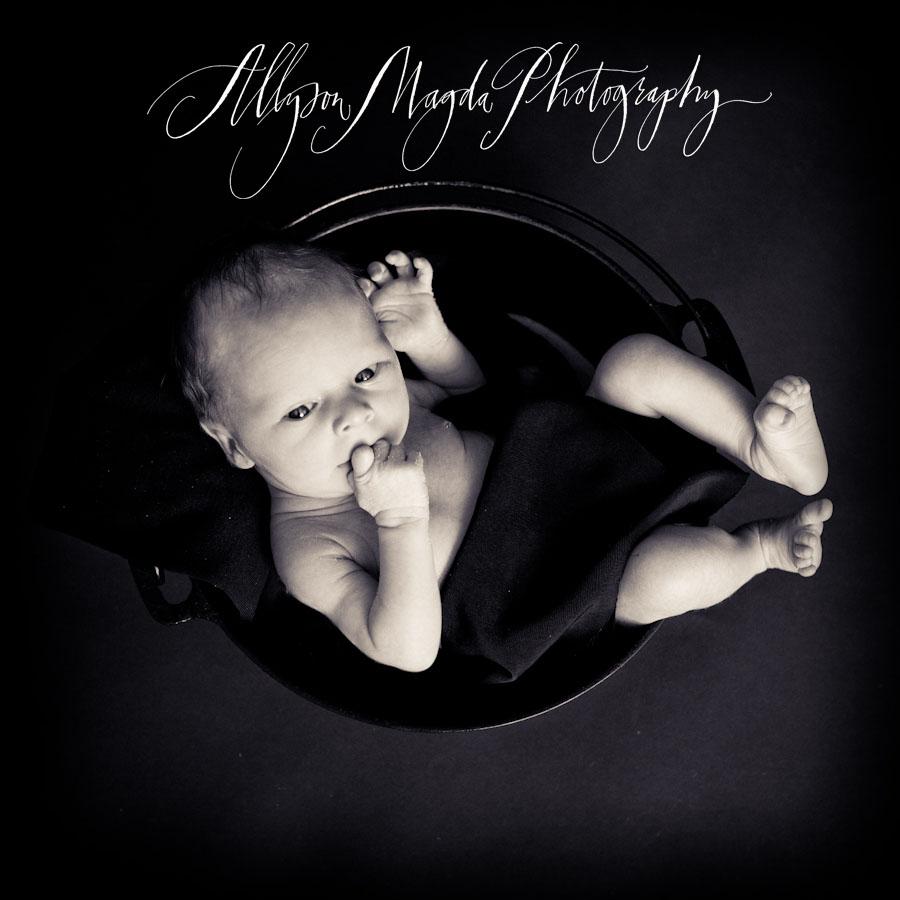 baby blake |  san luis obispo kids portraits