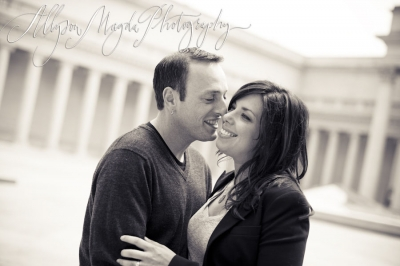 Eden and Aaron   San Francisco Engagements