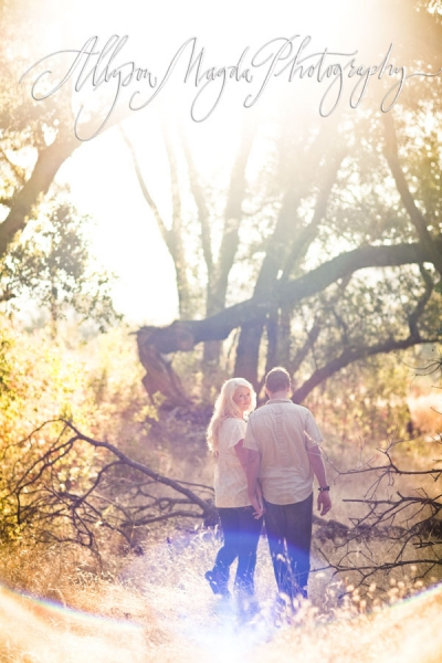 Corie + Sean | San Luis Obispo Engagement photos