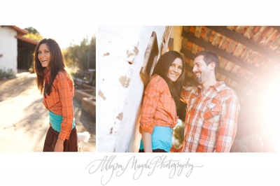 Ashley and Trent, central coast photographer