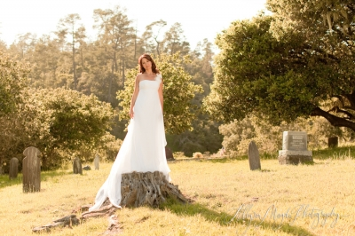cambria bridal shoot…not what you'd expect!