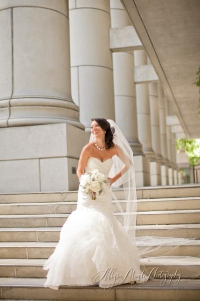 danielle + joe, san francisco wedding