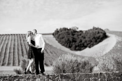 sara + chris, paso robles engagement session!