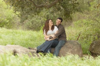 Tara & Andrew Engagement Atascadero, Ca.