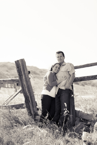 Teresa and Casey, San Luis Obispo Engagement Photographs