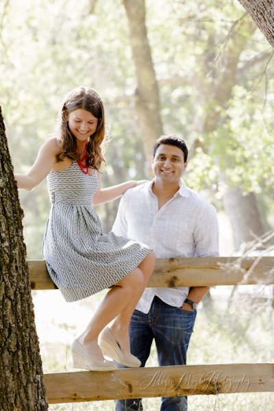 jaime + raaj … engaged in Paso Robles