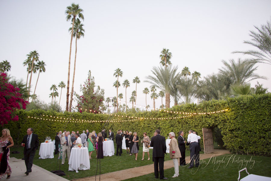 palm springs wedding at the parker allyson magda photography