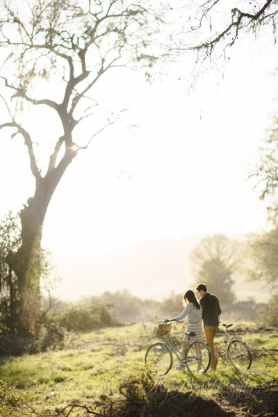 Miriam + Jeff, engaged in Paso Robles!