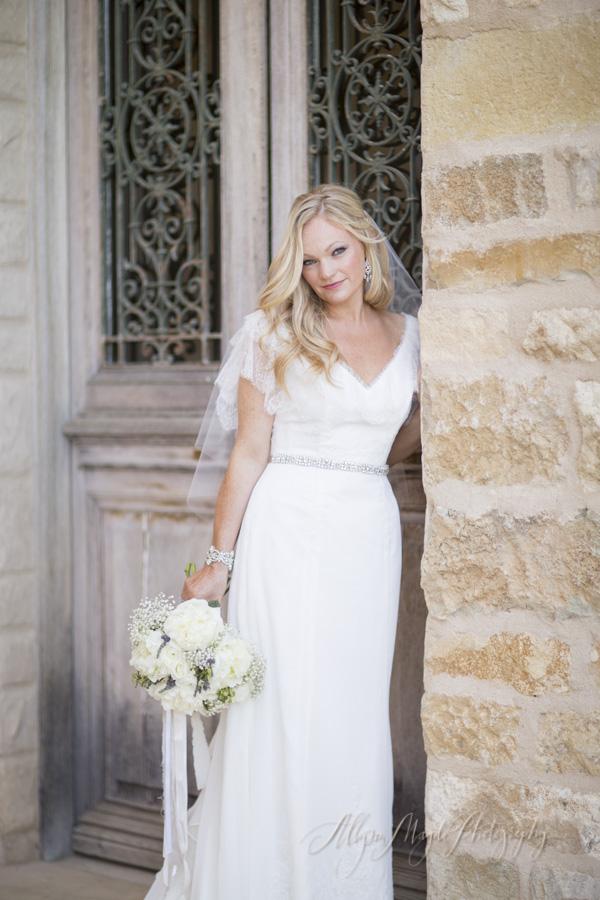Sunstone Winery wedding, Santa Ynez, elegant bride