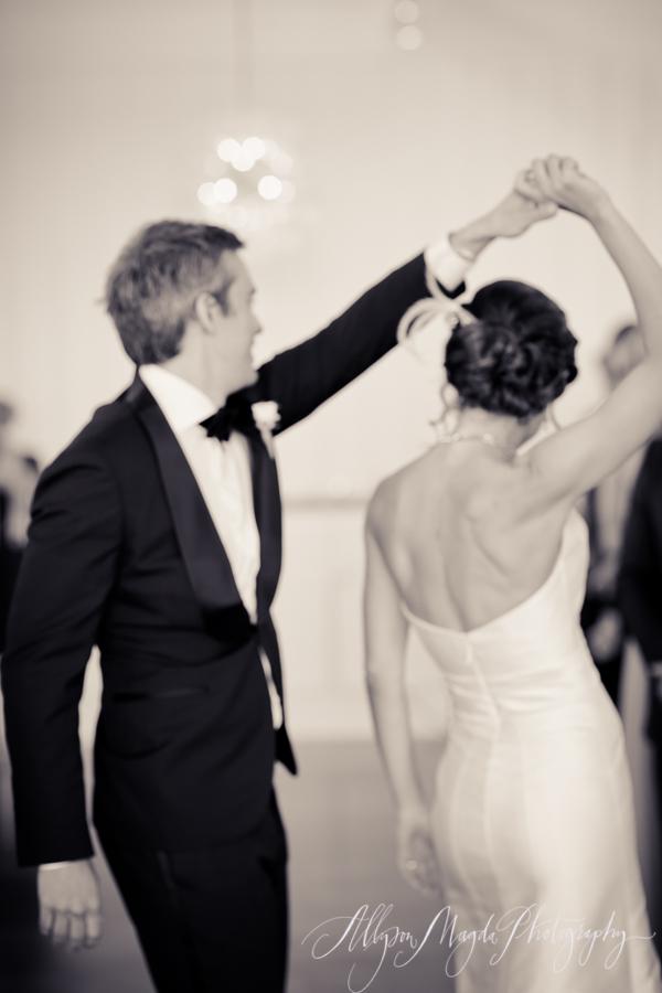 Carneros Inn, Napa Valley Wedding first dance