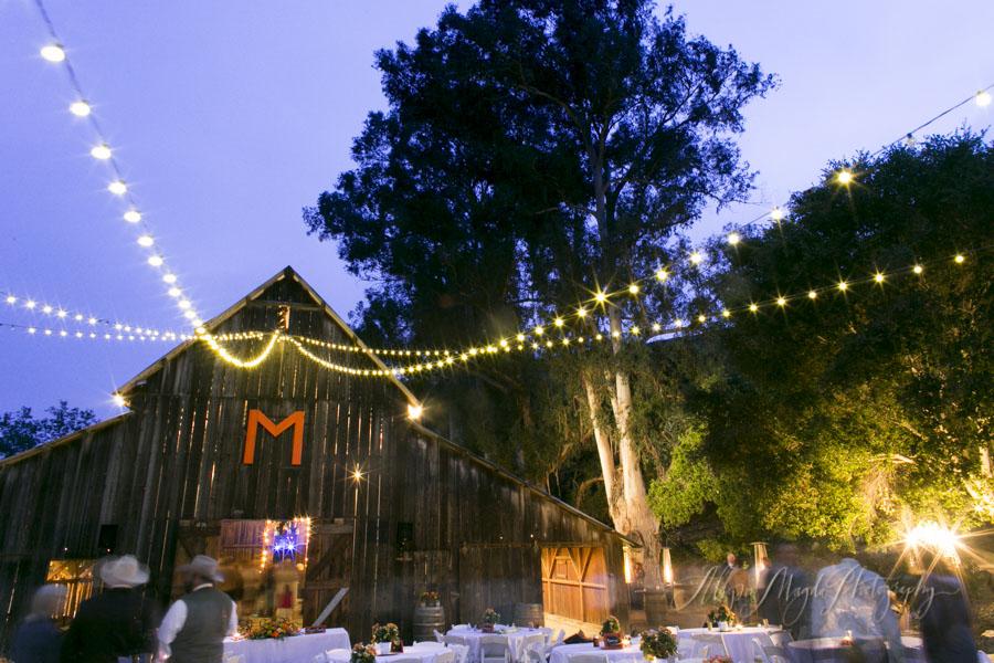 La Cuesta Ranch, San Luis Obispo Wedding venue