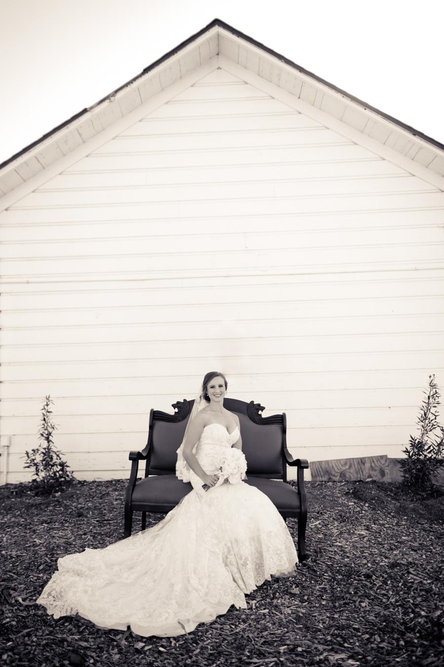 Santa Margarita Ranch Bride, Wells Fargo House