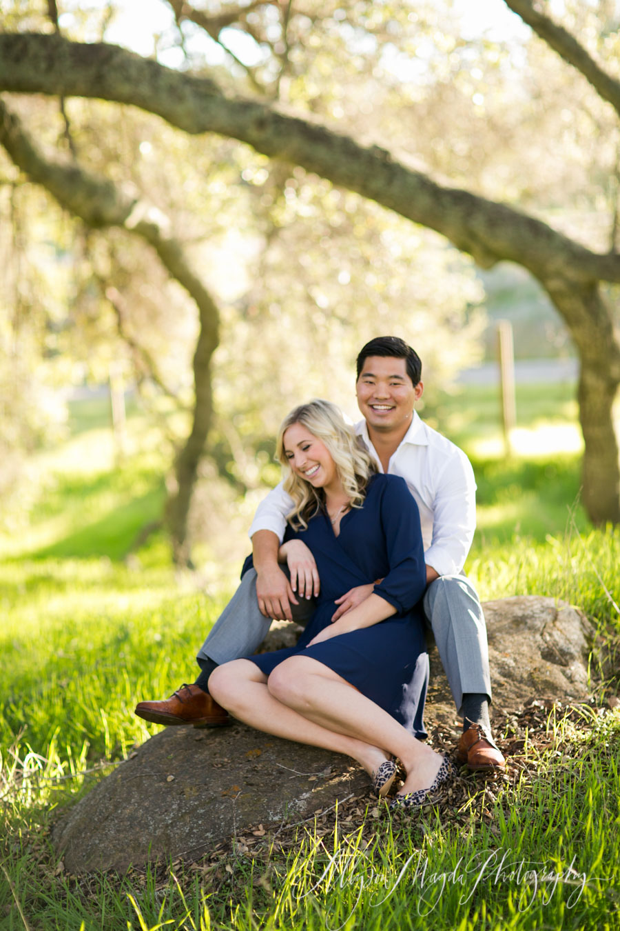 Paso Robles Engagement Photographer