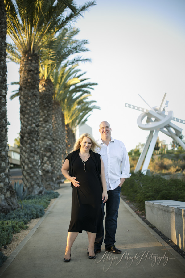 newport beach engagement photography