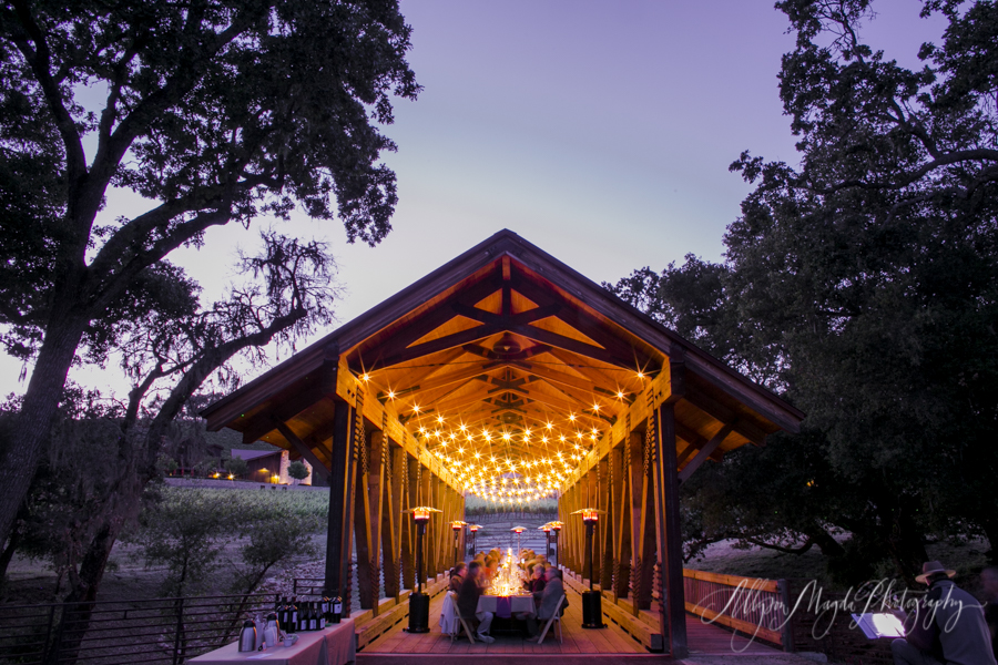 halter ranch winery wedding