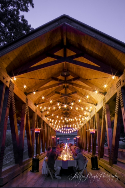 Halter Ranch Winery Bridge Dinner, Paso Robles