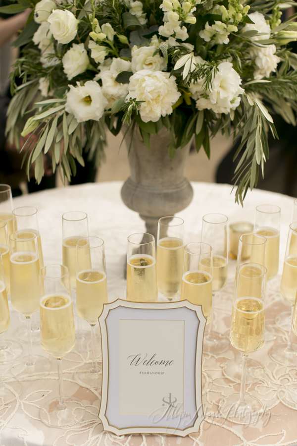 wedding-reception-champagne-Sunstone-villa-winery-wedding