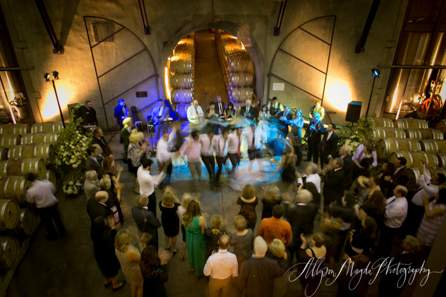 justin-winery-wedding-paso-robles_barrell-room