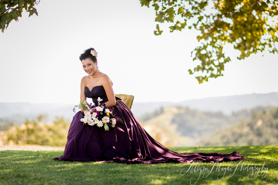 Lekai Ranch bride, paso robles
