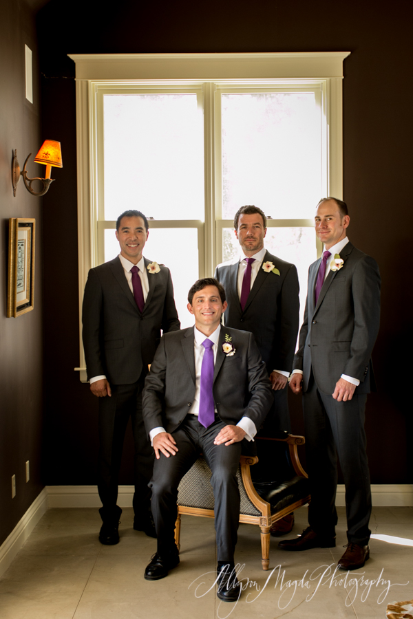 lekai ranch groomsmen, paso robles