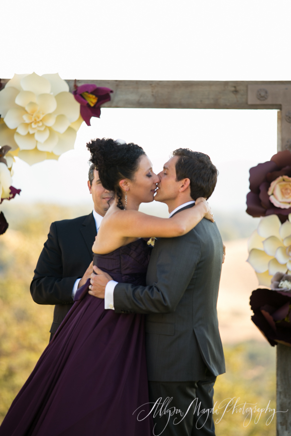lekai ranch ceremony, paso robles