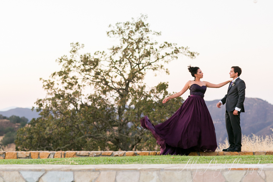 lekai ranch wedding couple, paso robles