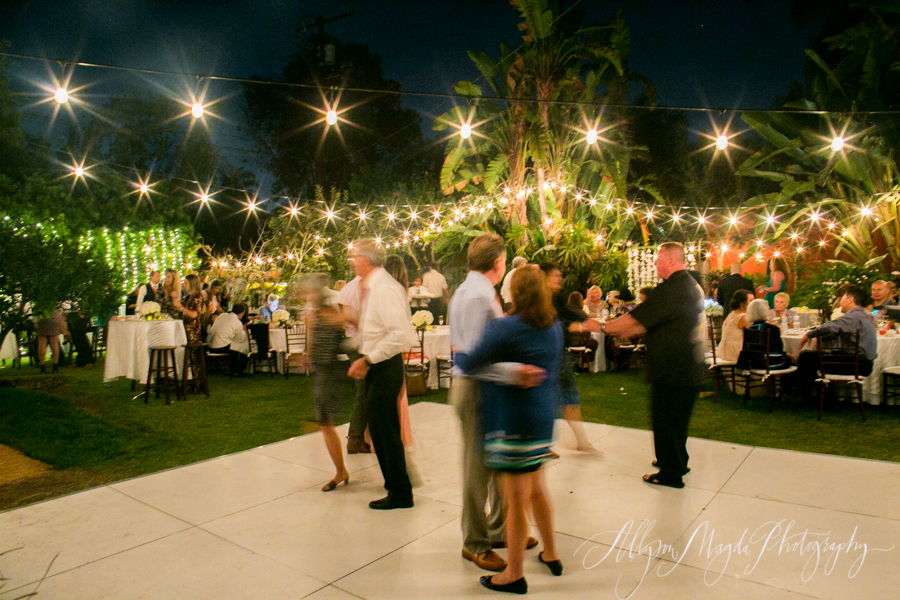 long beach wedding reception