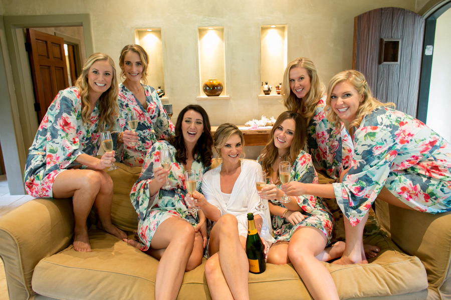 bridesmaids monticato estate wedding