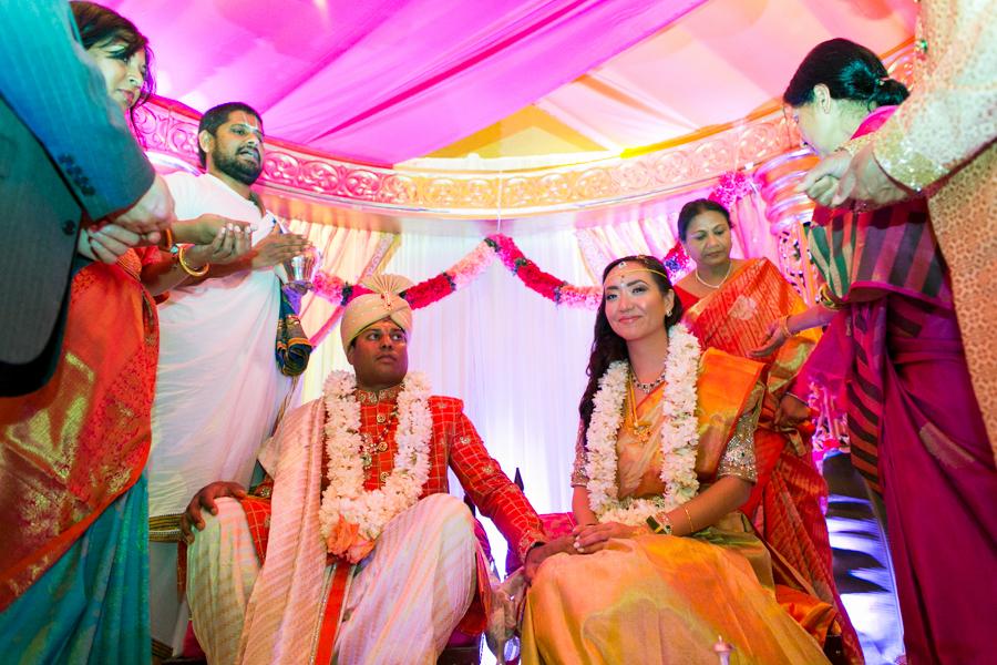 indian wedding monterey hyatt