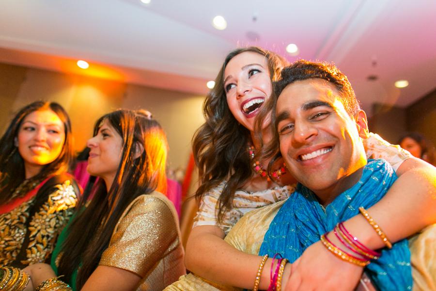 indian wedding reception monterey hyatt