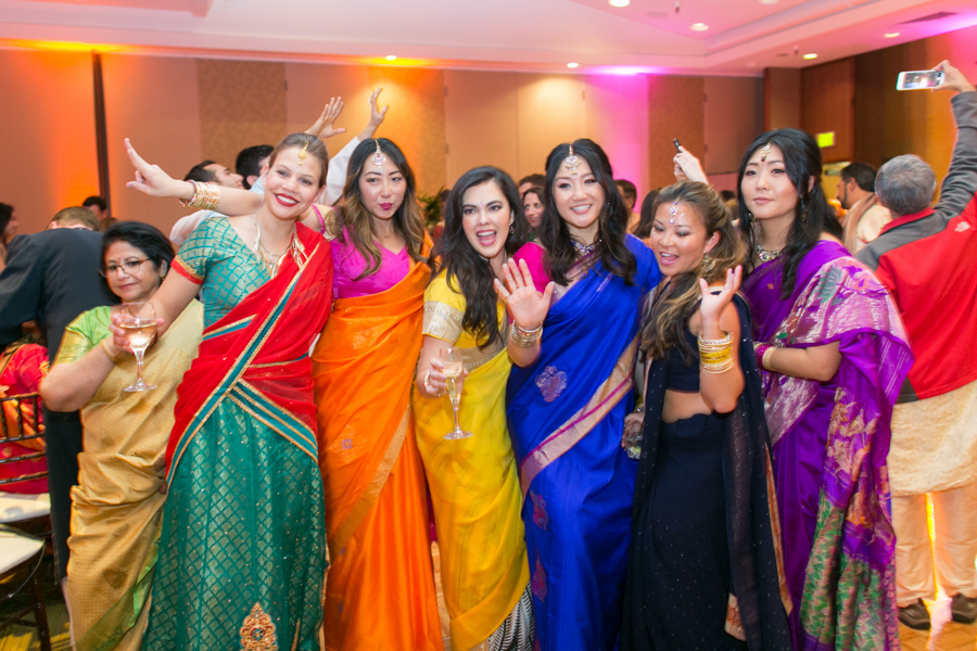 indian wedding reception monterey hyatt