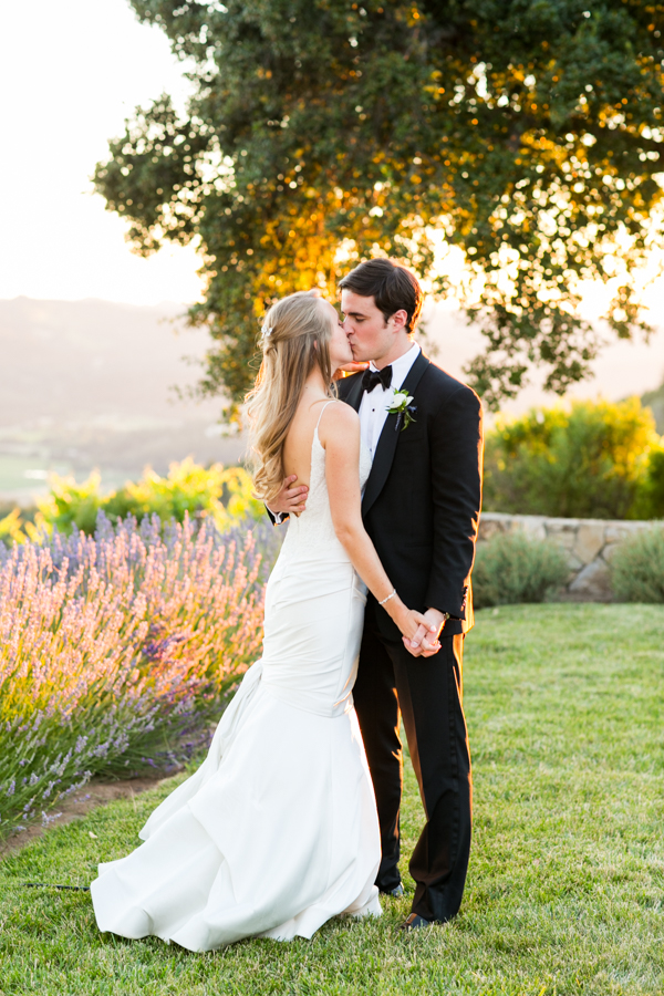 crystal springs estate wedding, st helena, bride and groom