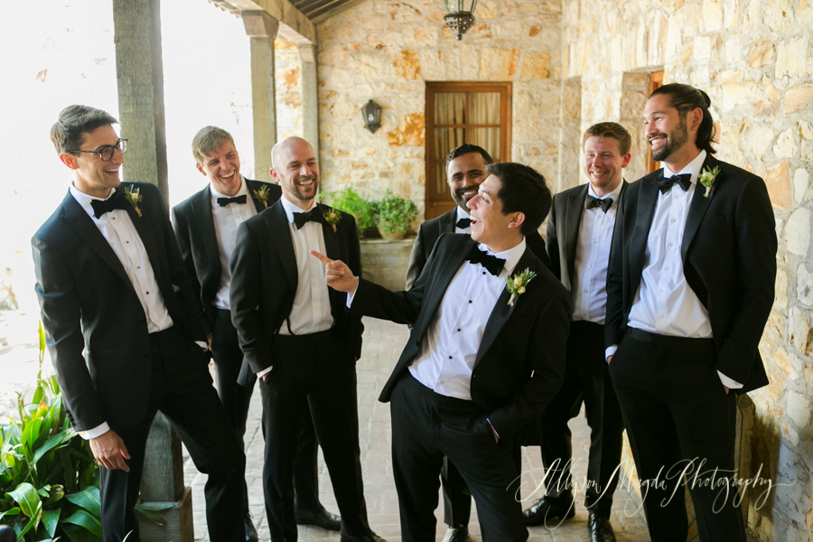 Holman Ranch Wedding, Carmel Valley, groomsmen