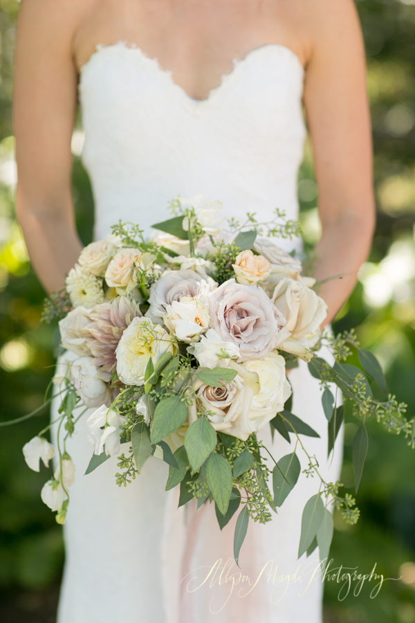 Holman Ranch Wedding, Carmel Valley, bridal bouquet