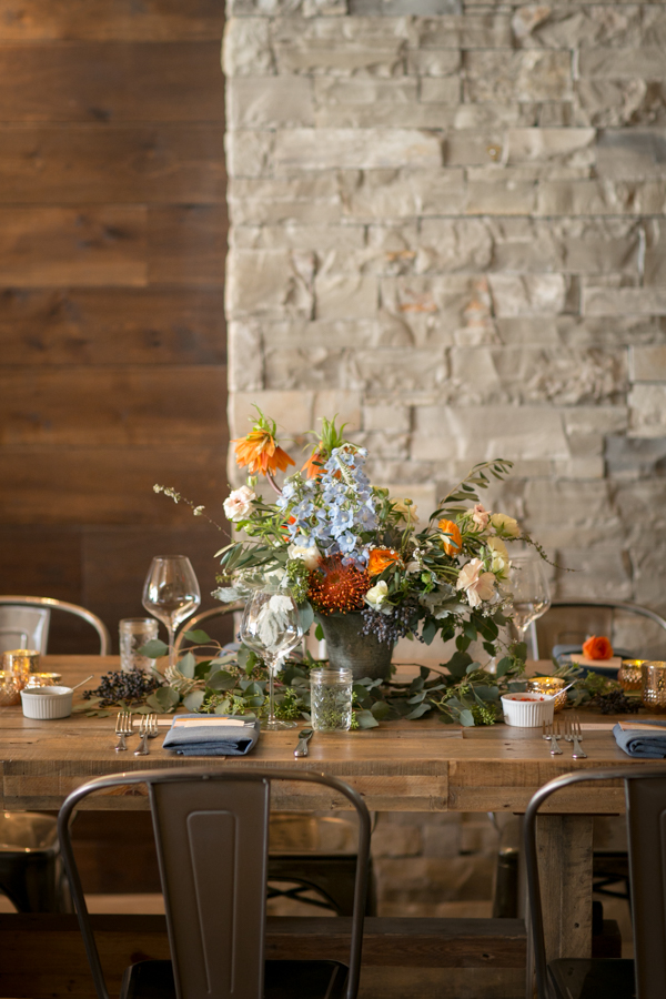 presqu'ile winery reception tables