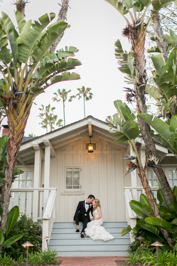 Belmond El Encanto wedding, santa barbara, photographer, bride and groom