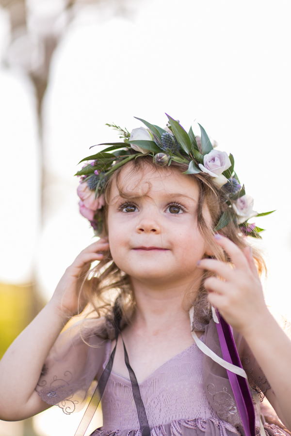 flowers girl, rava winery, paso robles