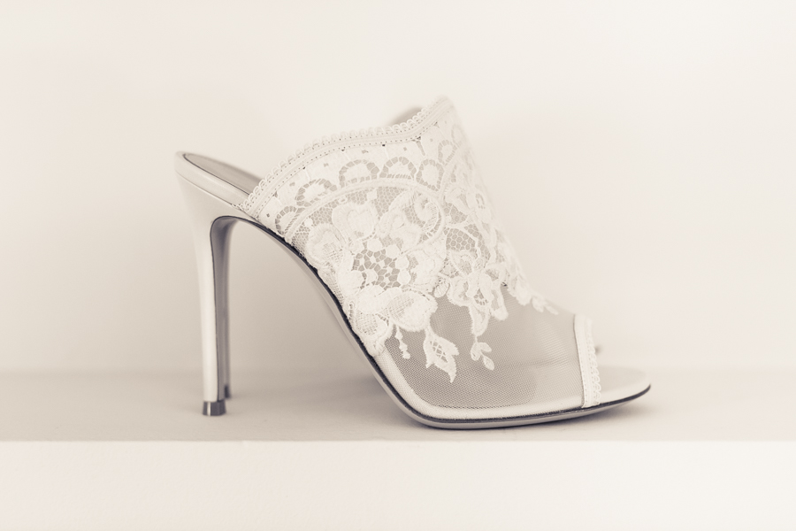 Ojai Valley Inn Ceremony, bride shoes