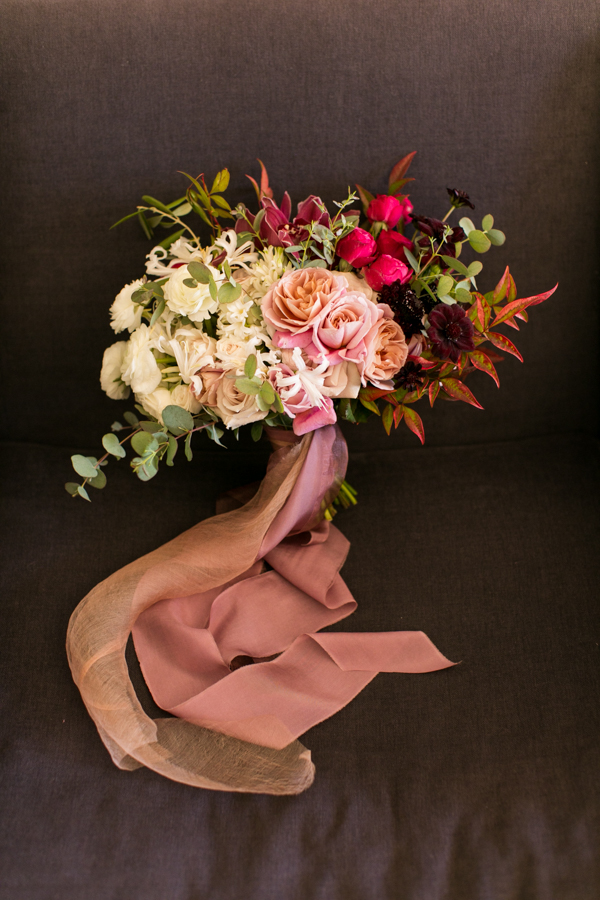 Rock in Rose Florals at Ojai Valley Inn