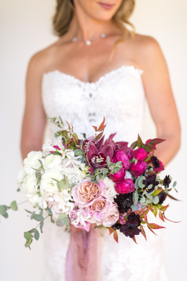 bride at ojai valley inn