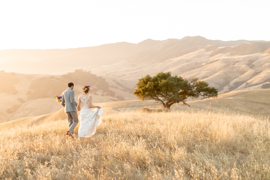 la cuesta ranch wedding, san luis obispo, ca