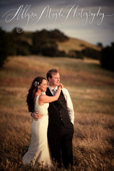 Julia and Daniel … Santa Ynez wedding