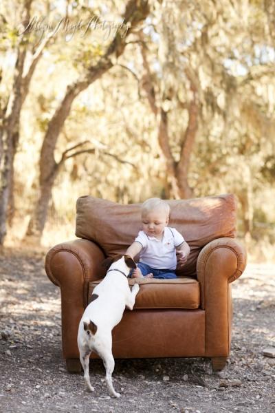 timothy 9 months old, san luis obispo photographer