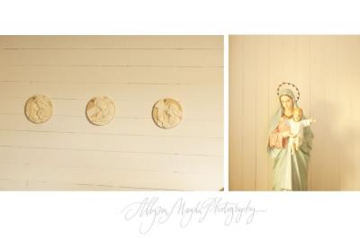 jennifer + eric  old santa rosa chapel in cambria