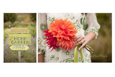 Jen & Yatish … carmel valley engagement photo
