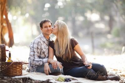 Sam and Mike, Montana De Oro Engagement Photographs