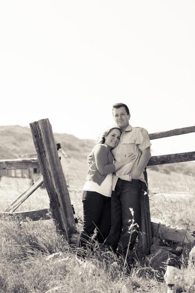 Teresa and Casey, San Luis Obispo Engagement Photographs